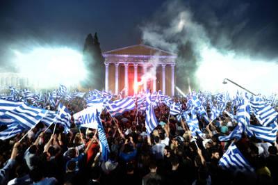 """Grecia: la prensa más influyente del mundo se alinea con la """"Troika"""""""
