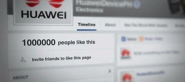 Facebook dio datos de sus usuarios a Huawei, Lenovo, Oppo y TCL