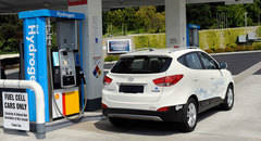 La petrolera Shell apuesta por los coches de hidrógeno