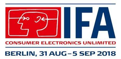 La tecnología puntera se da cita en IFA NEXT 2018