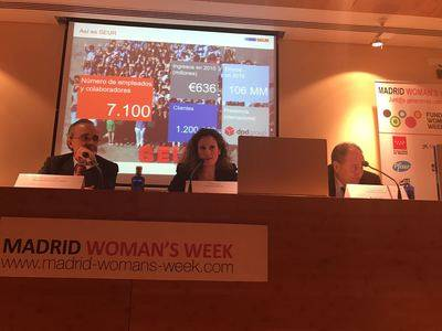 Madrid Woman's Week 2017 pone el foco en la empresa para lograr la igualdad