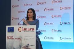 María Jesús Almazor, consejera delegada de Telefónica España.
