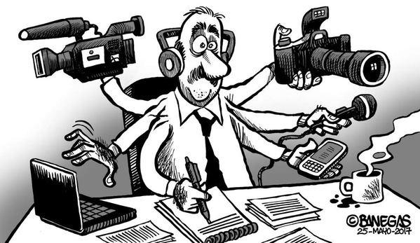 El extraño caso de la profesión periodística