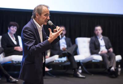 El futuro pasa por una plataforma digital basada en la co-innovación