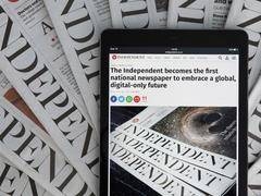 Digital trae la rentabilidad a 'The Independent'