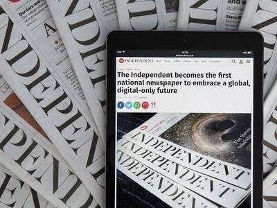 Digital trae la rentabilidad a 'The Independent'