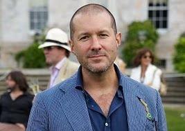 Jonanthan Ive, vicepresidente de diseño industrial de Apple Inc. (Foto: Google Imágenes)
