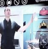 El vestidor virtual de Kinect