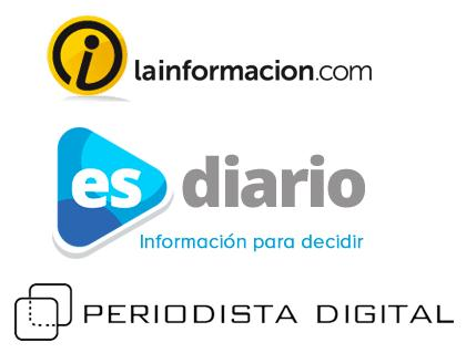 Periodista Digital, La Información y esDiario crean una alianza comercial para vender publicidad