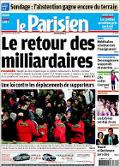 """El multimillonario Bernard Arnault quiere comprar """"Le Parisien"""""""