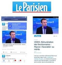 Los medios franceses exigen una medición de audiencia de Facebook Instant Articles