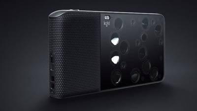 Alphabet invierte en una cámara de fotos con 16 objetivos y el tamaño de un smartphone