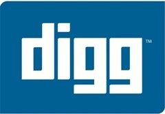 Logo de la web social. (Foto: Digg)