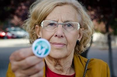 """""""La historia más exitosa de ABC.es incluía en el titular Carmena y sexo"""""""