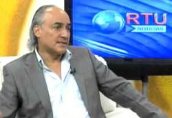 Presidente de la FENAPE, Marcelo Larrea