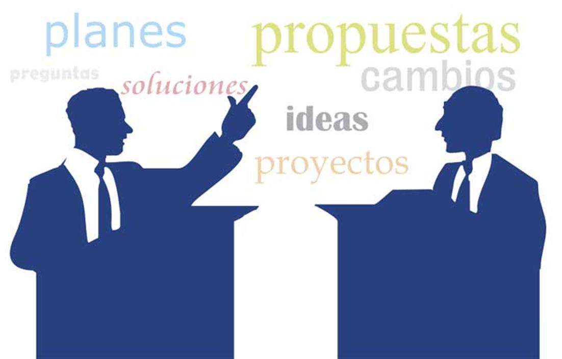 ¿Buscar el consenso o el debate?