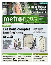 """""""MetroNews"""" deja de imprimirse en Francia"""