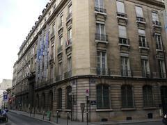Sede del Ministerio de Educación de Francia, ubicado en París.