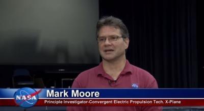 Uber se fija en la NASA para desarrollar sus coches voladores
