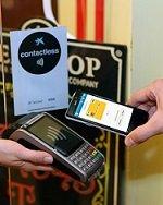 La Caixa, Telefónica, Vodafone, Orange y Visa se unen para estandarizar el pago NFC en España