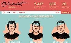 Un digital puro holandés muestra otro tipo de periodismo