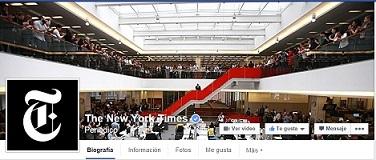 """""""New York Times"""" predice qué noticias triunfarán en redes sociales"""
