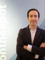 Vicente Muñoz, consejero delegado de Telefónica On The Spot Services