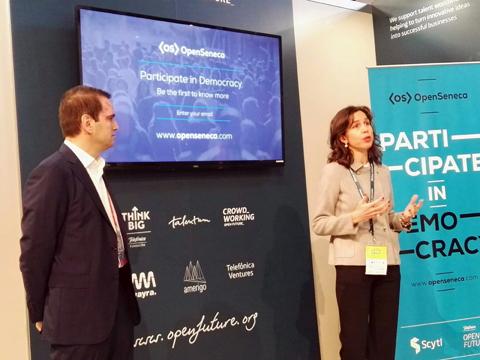 Scytl y Telefónica lanzan OpenSeneca para impulsar la Democracia Digital