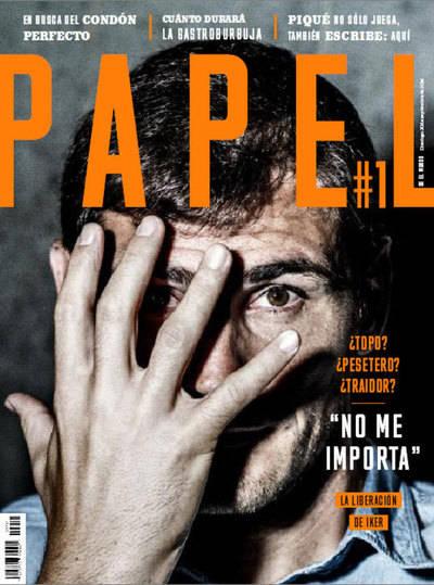 Unidad Editorial cierra la revista 'PAPEL'