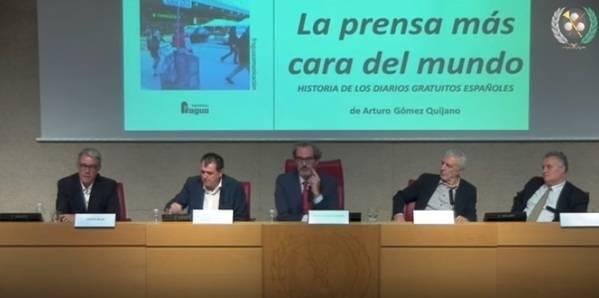 Historia de la prensa gratuita en España
