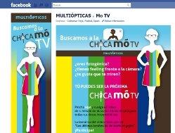 Campaña ejemplar de Multiópticas en Facebook
