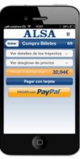 El smarphone se impondrá al tablet en comercio móvil