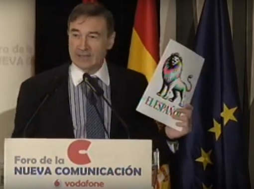 """""""El Español va a ser la más exitosa de mis tres criaturas'"""