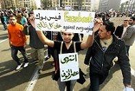 Las redes sociales promovieron la Primavera Árabe
