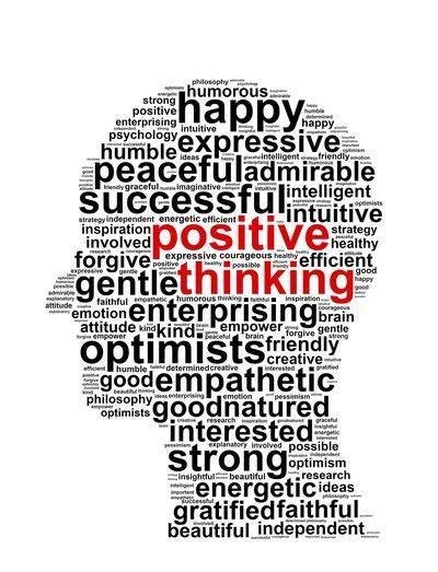 Liderazgo de pensamiento positivo