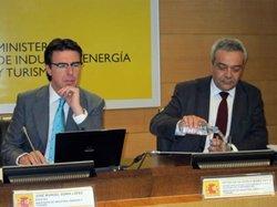 José Manuel Soria y Víctor Calvo-Sotelo. (Foto: Europa Press)