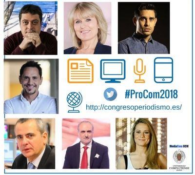 Madrid acoge la octava edición del Congreso Nacional de Periodismo 2.0
