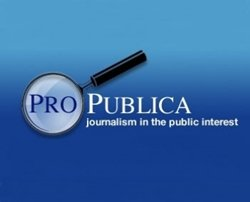 Logo de la publicación online. (Foto: ProPublica)