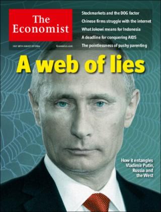 La otra guerra de Ucrania: la información