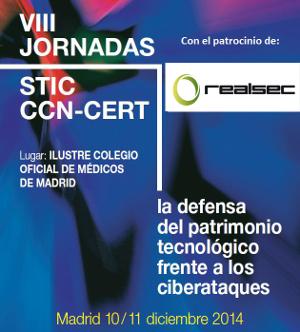 VII Jornadas STIC CCN- CERT