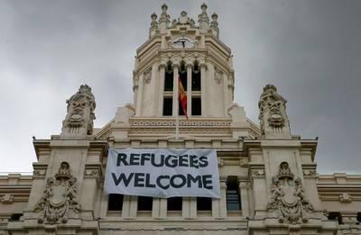 Refugiados sirios y crisis de liderazgo europeo