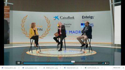 José María Álvarez-Pallete, Premio Financiero del Año 2020 de Foro ECOFIN