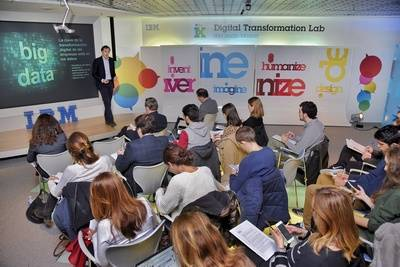 IBM presenta una plataforma para Big Data con Inteligencia Artificial