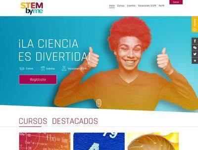 Telefónica Educación Digital lanza dos portales: ScolarTIC y STEMbyme