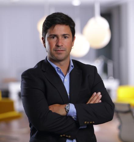 Sebastian Jasminoy, CEO y fundador de FLUVIP.