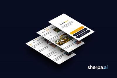 Así es Sherpa News, el agregador de noticias con Inteligencia Artificial