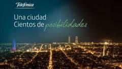 Telefónica presenta su gestión integral de servicios inteligentes para las ciudades
