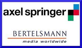 Los gigantes mediáticos alemanes, a la conquista del mundo