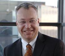 Stephen Elop, Presidente y CEO de Nokia