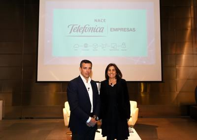 Telefónica lanza su estrategia para empresas